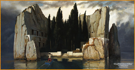 Isle of the Dead (after Bocklin)