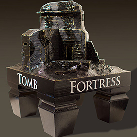 Temple Tomb Fortress Ruin